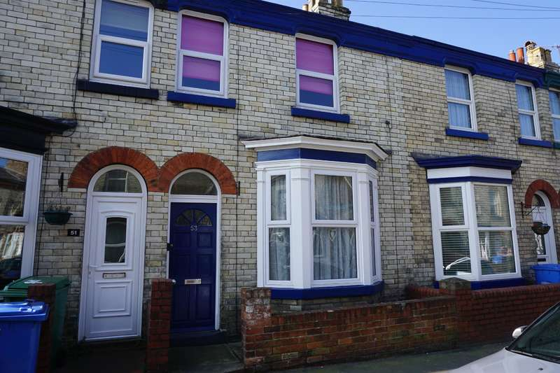 2 Bedrooms Terraced House for sale in Tindall Street, Scarborough, YO12 7EF