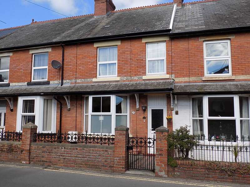 2 Bedrooms Terraced House for sale in Bilston Villas, Chard