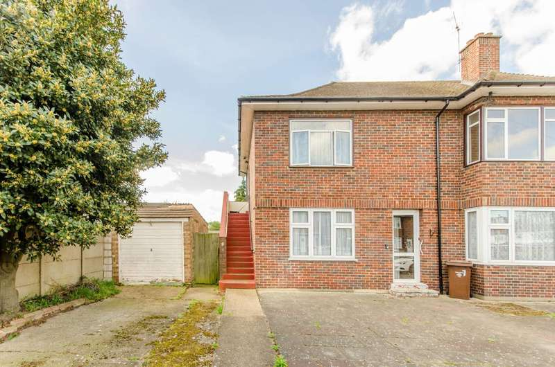 2 Bedrooms Flat for sale in Rowan Close, Streatham Vale, SW16