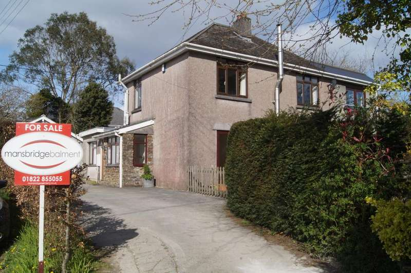 4 Bedrooms Detached House for sale in Crapstone