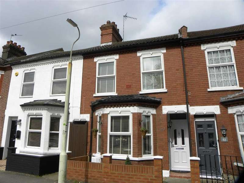 3 Bedrooms Property for sale in West Parade, Dunstable, Bedfordshire, LU6