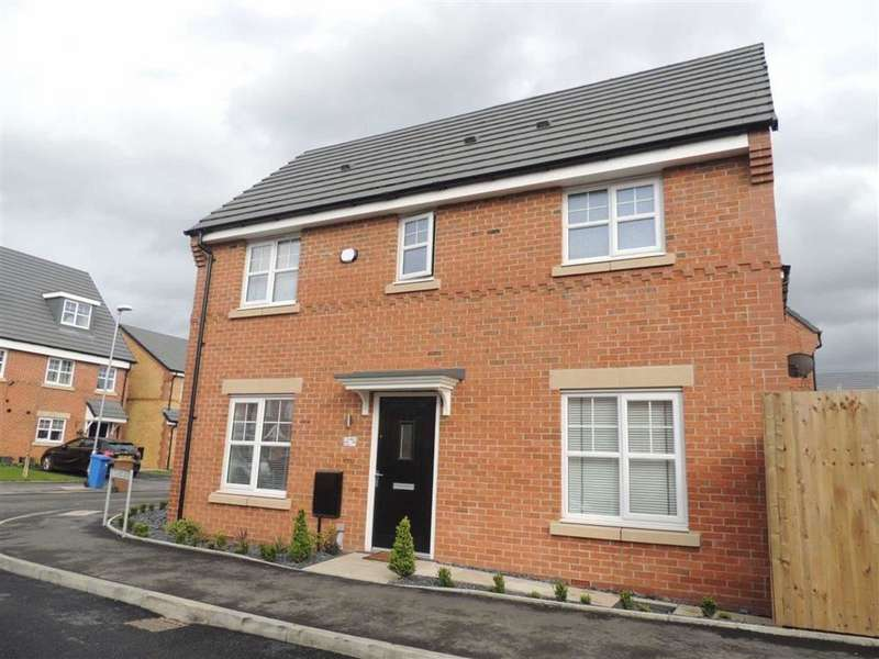 3 Bedrooms Property for sale in Littlemoss Close, Audenshaw, Manchester