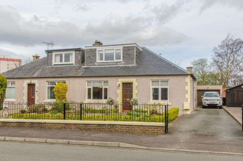 4 Bedrooms Semi Detached Bungalow for sale in 15 Moredun Park Drive, Gilmerton, Edinburgh, EH17 7ER