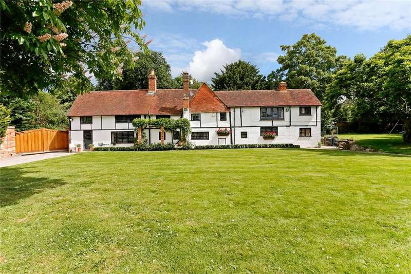 4 Bedrooms Unique Property for sale in Reading Road, Arborfield, Berkshire, RG2