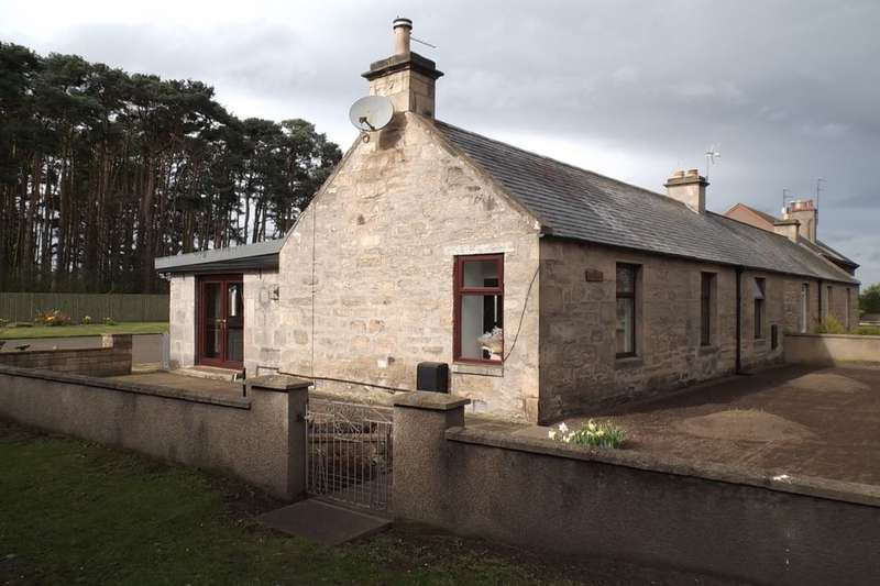 2 Bedrooms Semi Detached House for sale in Moorgate, Longmorn, Elgin, IV30