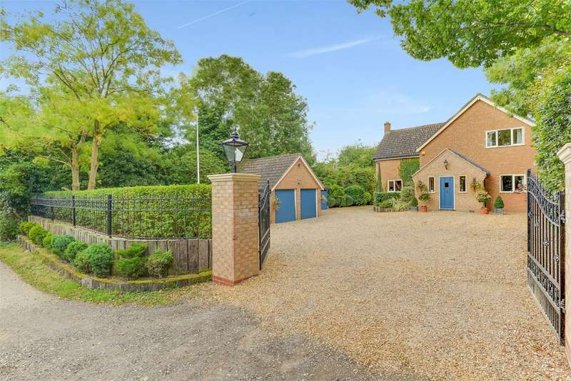5 Bedrooms Detached House for sale in Hillside Lane, Arrington, Arrington, SG8