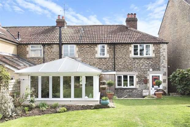 4 Bedrooms Semi Detached House for sale in Nunney Road, Frome