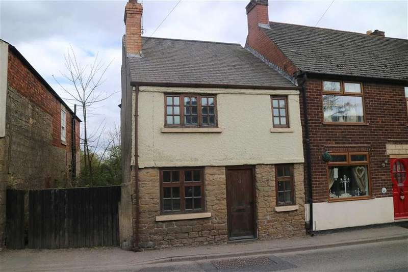 2 Bedrooms Semi Detached House for sale in 23, Church Street, Kirkby In Ashfield, Notts, NG17