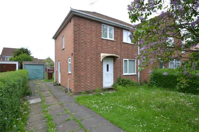 3 Bedrooms End Of Terrace House for sale in Rowlett Road, Corby, Northamptonshire