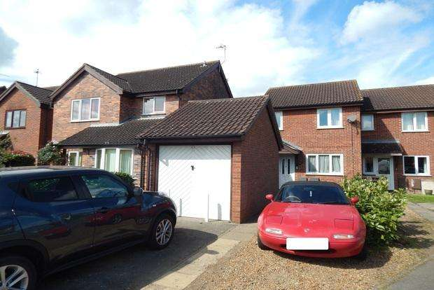 3 Bedrooms End Of Terrace House for sale in Kingfisher Close, Chatteris, PE16
