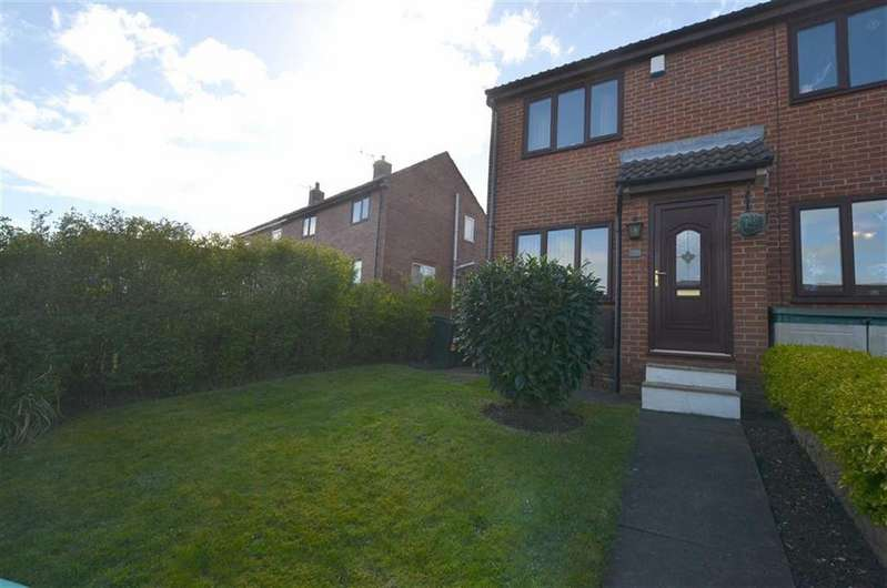 2 Bedrooms End Of Terrace House for sale in Swalwell