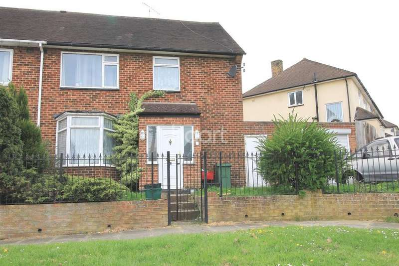 3 Bedrooms Semi Detached House for sale in Kevington Drive, Orpington, Kent, BR5