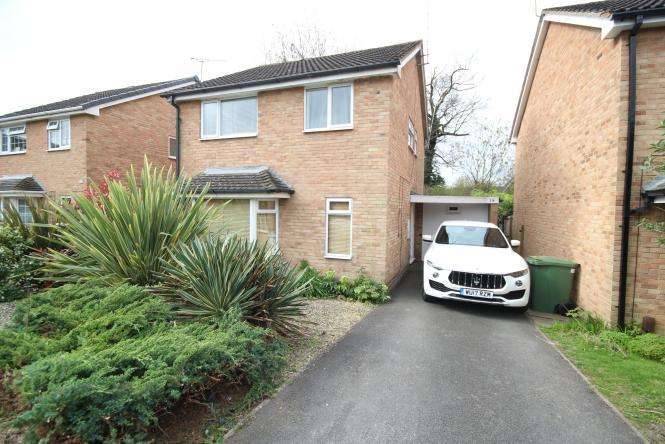 4 Bedrooms Detached House for sale in Darwin Close, Cheltenham, GL51 0UE