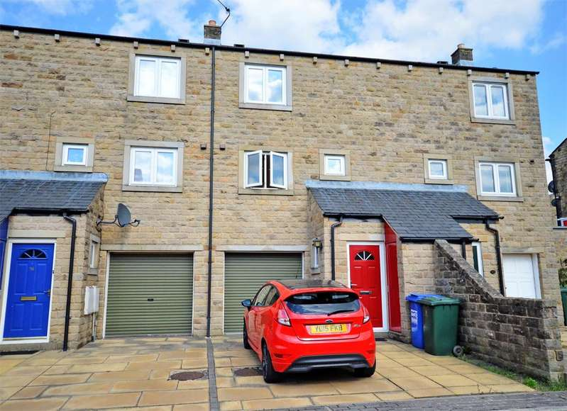 2 Bedrooms Town House for sale in 38 Sackville Street, Skipton,