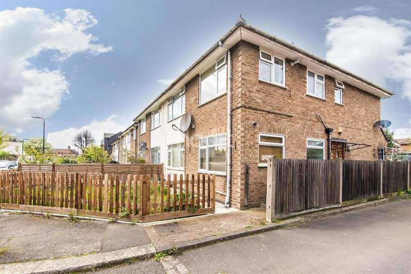 2 Bedrooms Maisonette Flat for sale in Tennyson Road, Hanwell