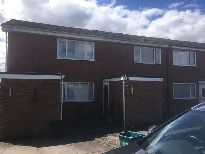 1 Bedroom Apartment Flat for sale in Hazel Avenue, New Oscott, Sutton Coldfield