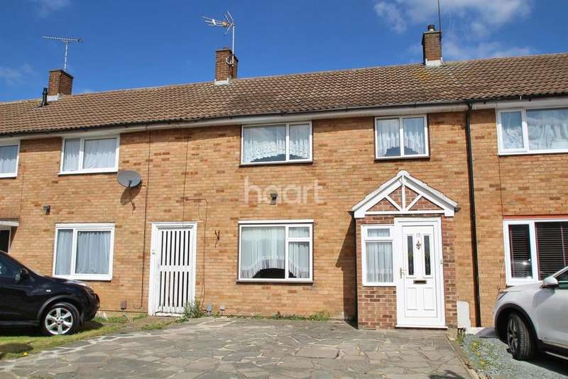 3 Bedrooms Terraced House for sale in Danbury Down, Basildon