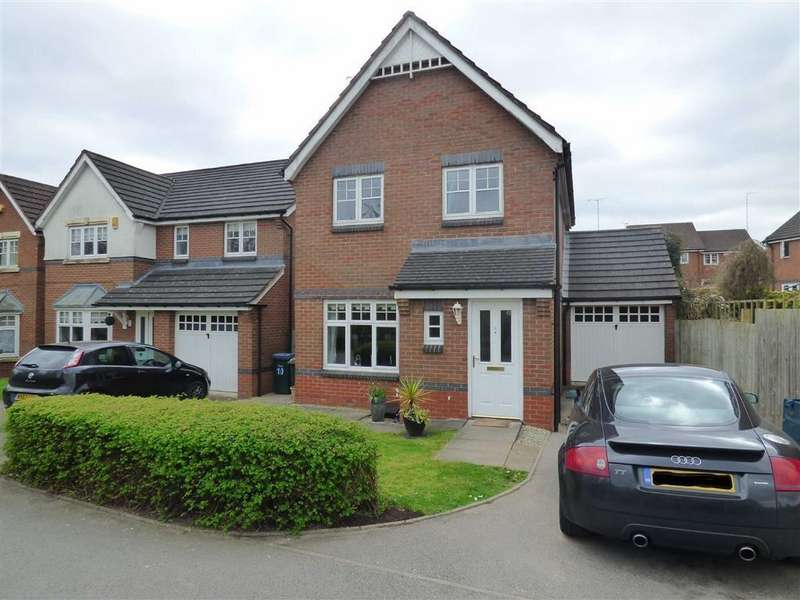 3 Bedrooms Detached House for sale in Wentworth Drive, Coventry