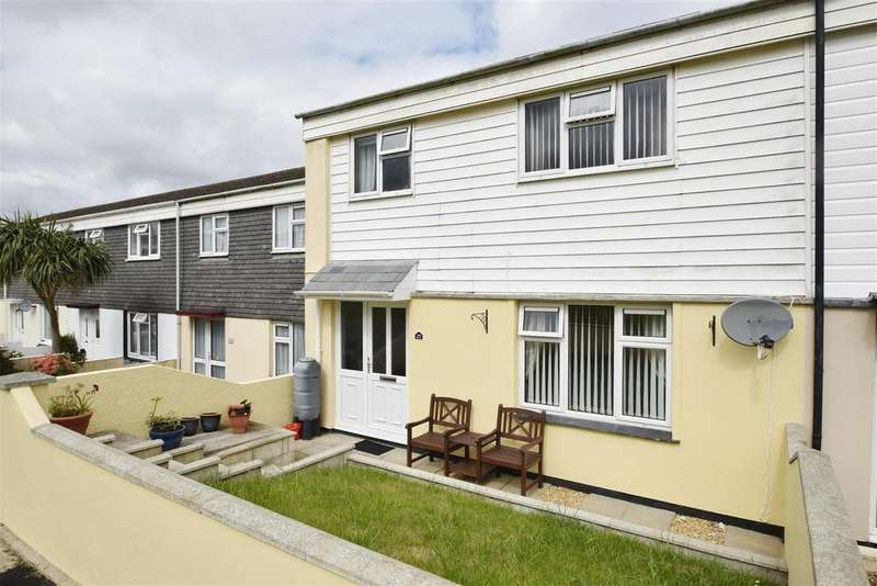 3 Bedrooms Terraced House for sale in Lowenek Close, Falmouth