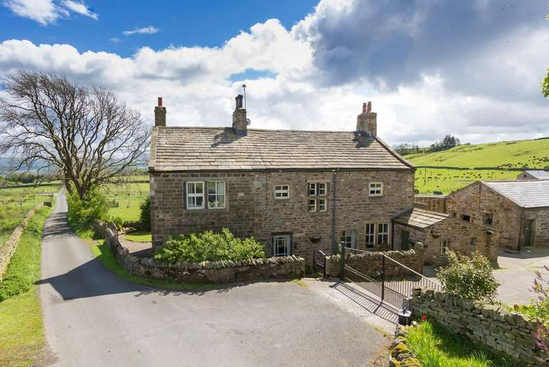 6 Bedrooms Farm House Character Property for sale in Springside Farm, Tosside