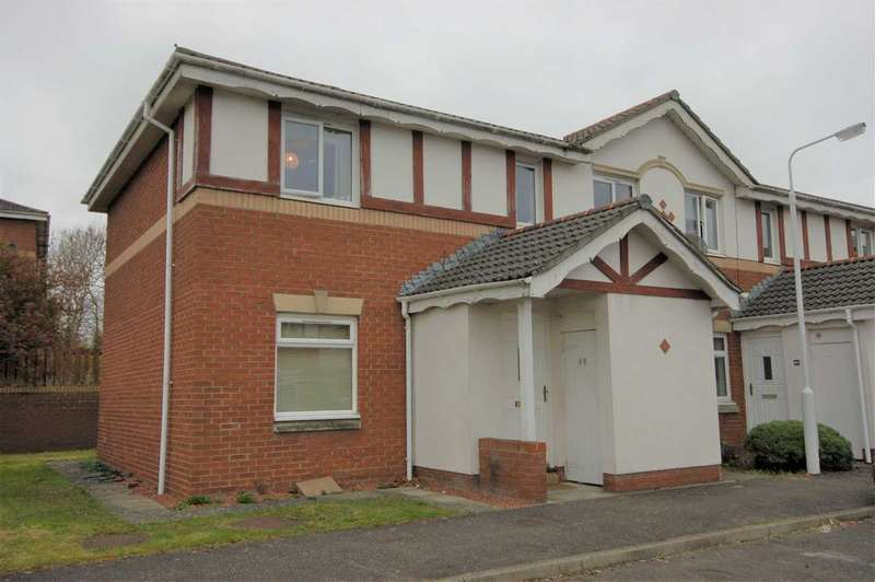 2 Bedrooms Apartment Flat for sale in Craigearn Place, Kirkcaldy