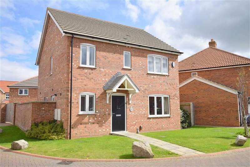 4 Bedrooms Detached House for sale in Horseshoe Close, Scartho, North East Lincolnshire