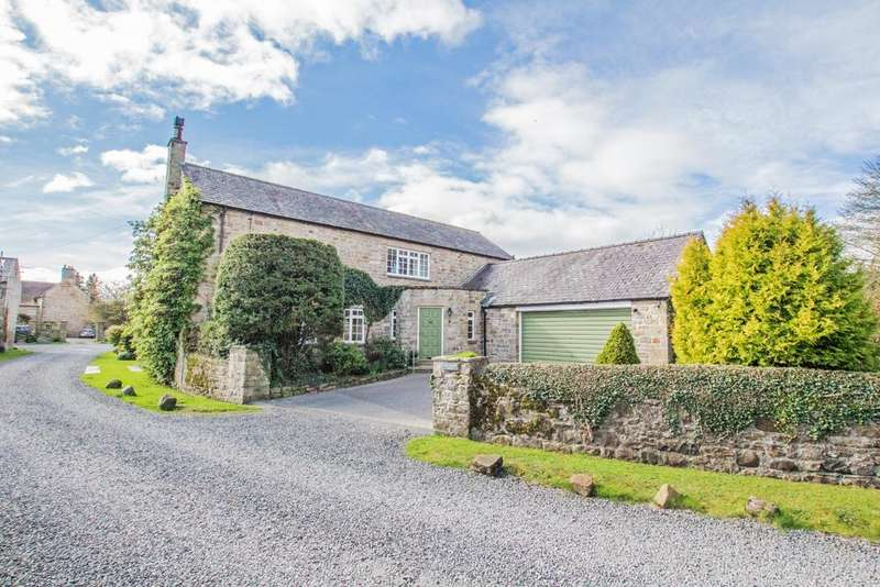 4 Bedrooms Barn Conversion Character Property for sale in Low Warden, Hexham NE46