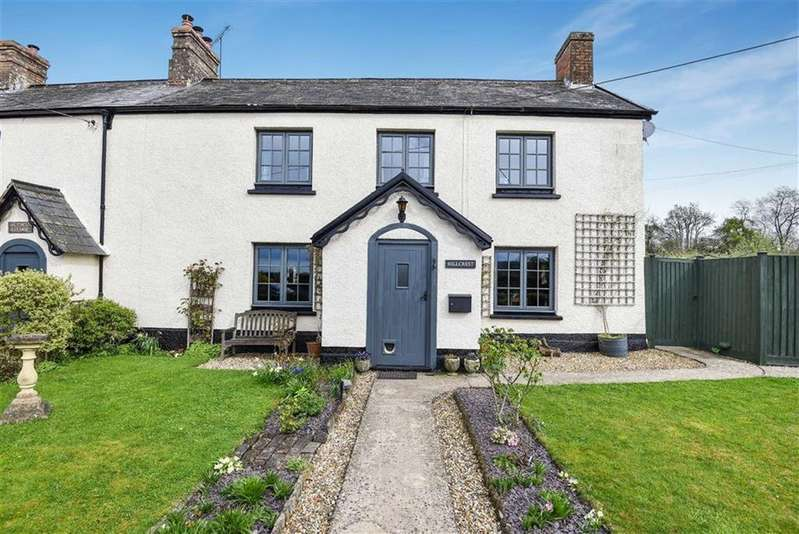 4 Bedrooms Semi Detached House for sale in Howleigh, Blagdon Hill, Taunton, Somerset, TA3