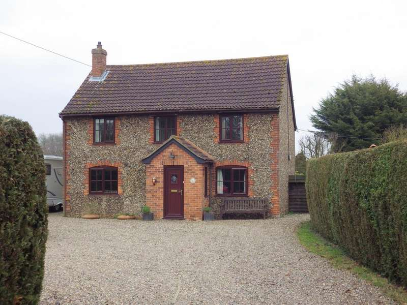 3 Bedrooms Detached House for sale in Abbey Lane, Theberton Ip16