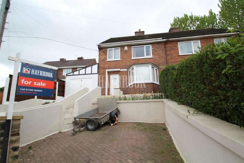 3 Bedrooms Semi Detached House for sale in Lockwood Road, East Herringthorpe