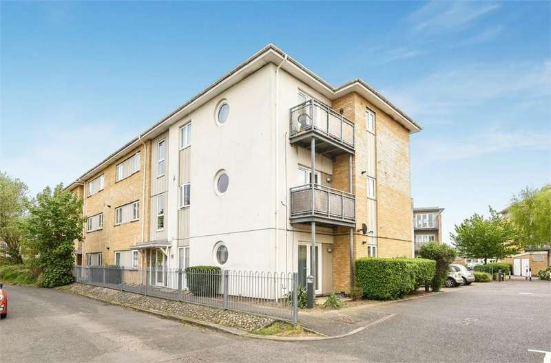 2 Bedrooms Flat for sale in Keel, Bridge Wharf, Chertsey, Surrey