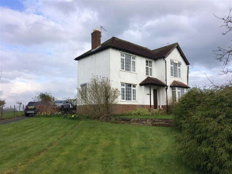 3 Bedrooms Country House Character Property for sale in Trehowell Lane, Weston Rhyn, Oswestry, SY10