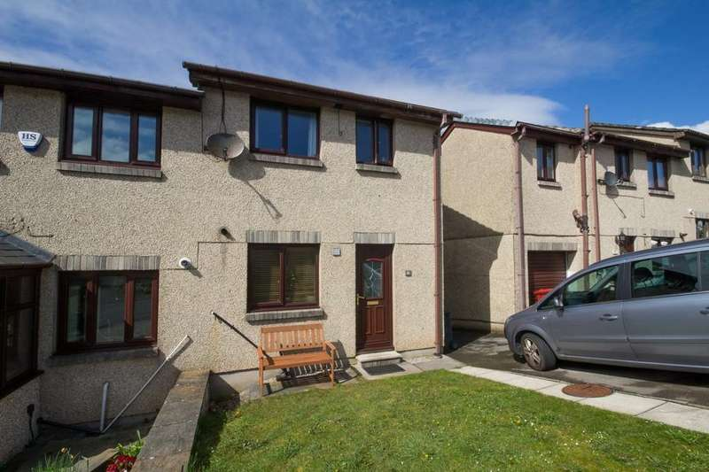 3 Bedrooms Semi Detached House for sale in 16 Graythwaite Close, Dalton-In-Furness
