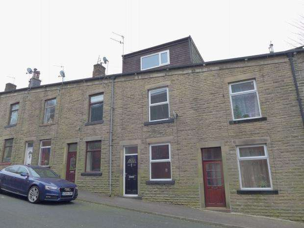4 Bedrooms Terraced House for sale in Haven Street Todmorden