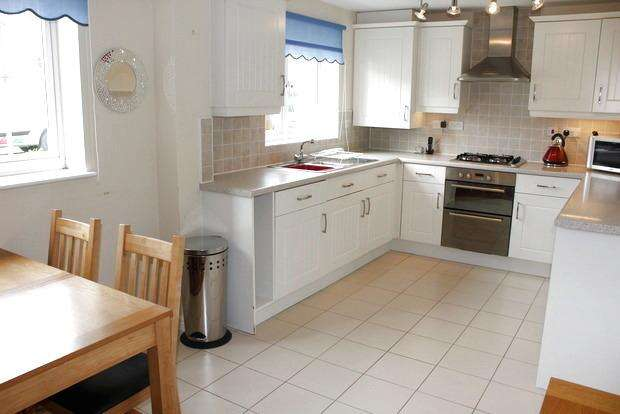 2 Bedrooms Apartment Flat for sale in Kings Walk, Mansfield, NG18