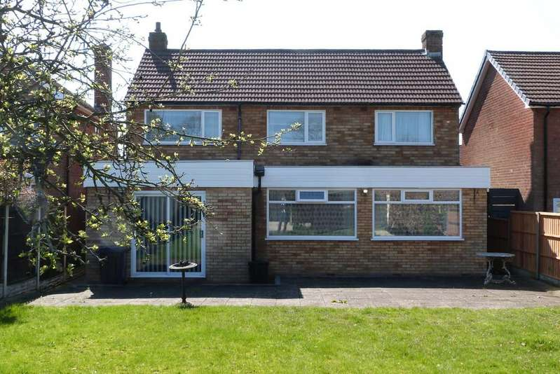 4 Bedrooms Detached House for sale in Streetly Crescent, Sutton Coldfield