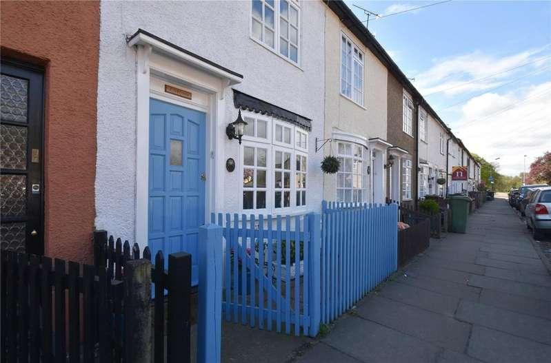 2 Bedrooms House for sale in Boundary Road, St. Albans, Hertfordshire
