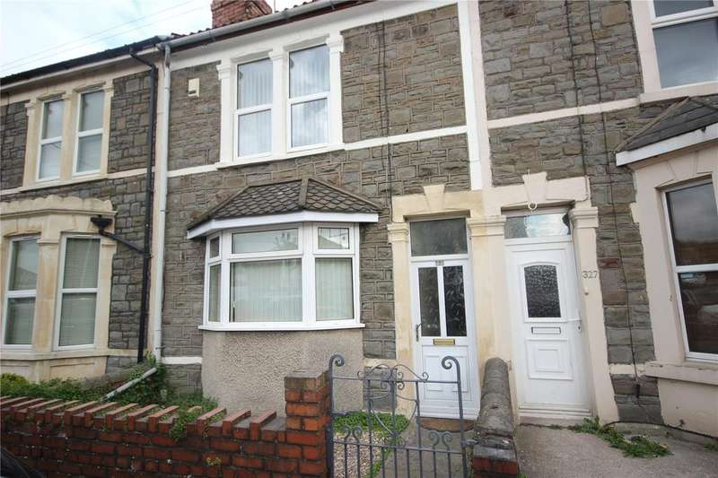 3 Bedrooms Terraced House for sale in Soundwell Road, Kingswood, Bristol, BS15