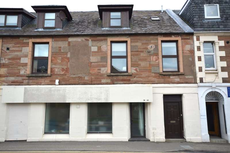 3 Bedrooms Property for sale in Waterloo Place, Inverness, IV1