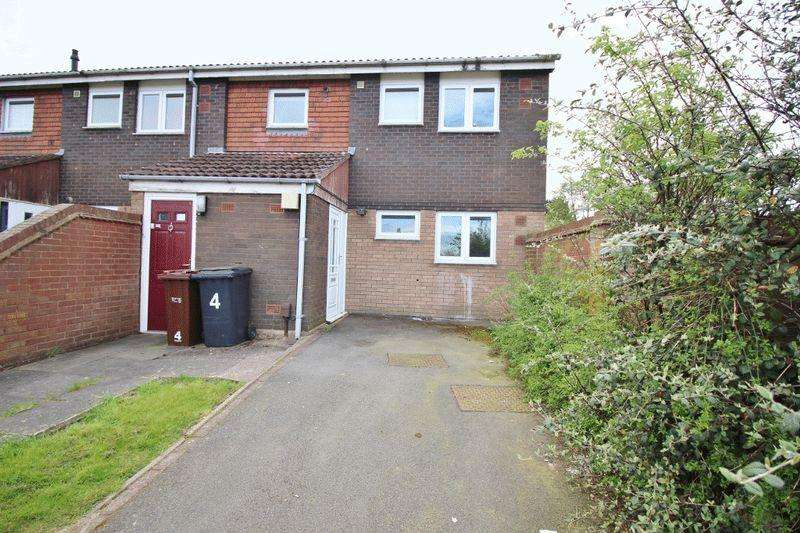 1 Bedroom Apartment Flat for sale in Reapers Walk, Wolverhampton