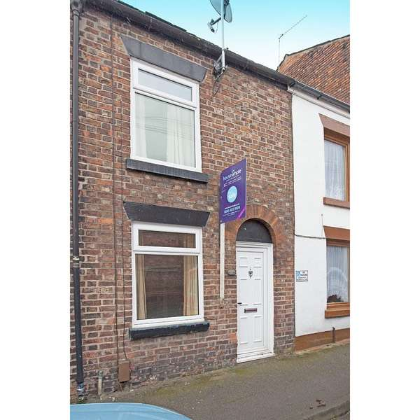 2 Bedrooms Terraced House for sale in Vincent Street, Macclesfield, Cheshire, SK11