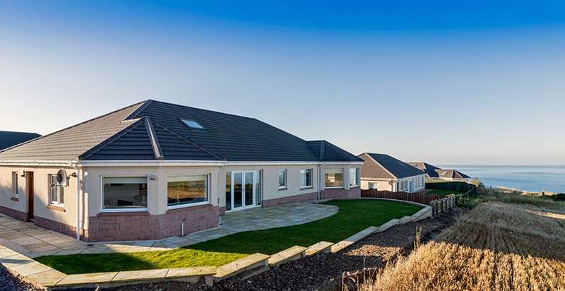 4 Bedrooms Bungalow for sale in Troup View, Banff, Aberdeenshire, AB45
