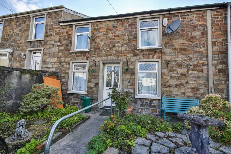 2 Bedrooms Terraced House for sale in Harriet Street, Aberdare, Glamorgan, CF44