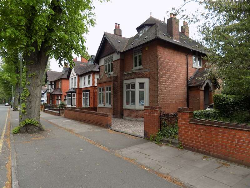 5 Bedrooms Detached House for sale in Park Road East, Wolverhampton, West Midlands, WV1