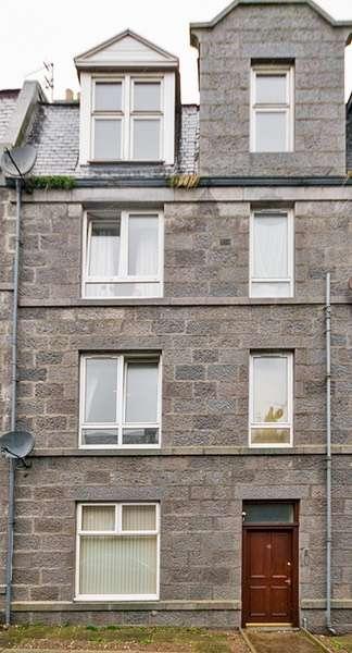 1 Bedroom Flat for sale in Walker Road, Aberdeen, Aberdeenshire, AB11