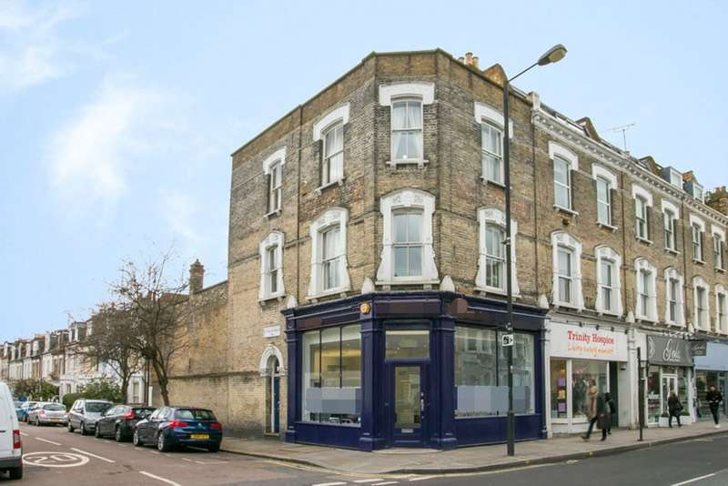 4 Bedrooms Flat for sale in Fulham Road, London, London, SW6