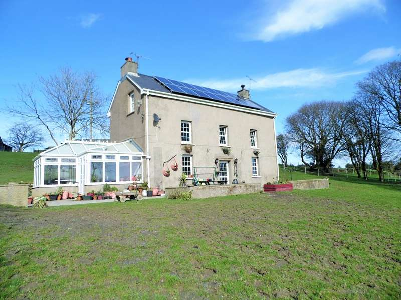 5 Bedrooms Detached House for sale in Clynderwen, Clynderwen, Pembrokeshire, SA66