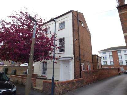 1 Bedroom Flat for sale in Ranelagh Terrace, Leamington Spa, Warwickshire, England