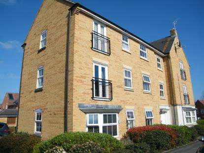 2 Bedrooms Flat for sale in Lintham Drive, Bristol, Somerset