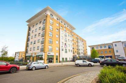 1 Bedroom Flat for sale in Caldon House, Waxlow Way, Northolt, Middlesex